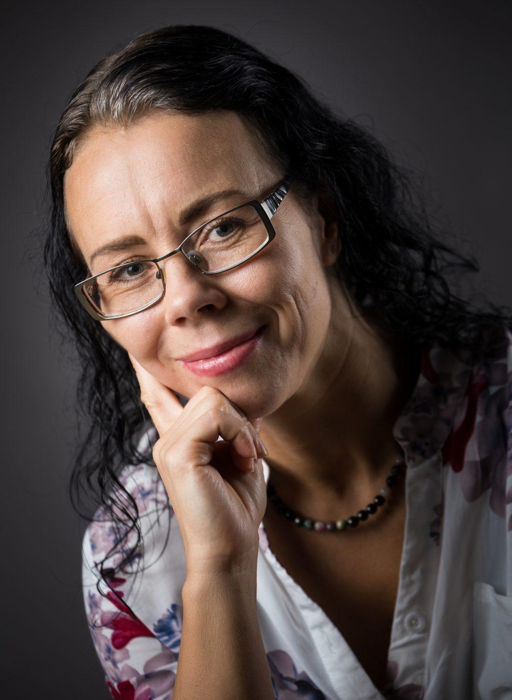 Författare Johanna Willmark, Vikarbyn, Dalarna