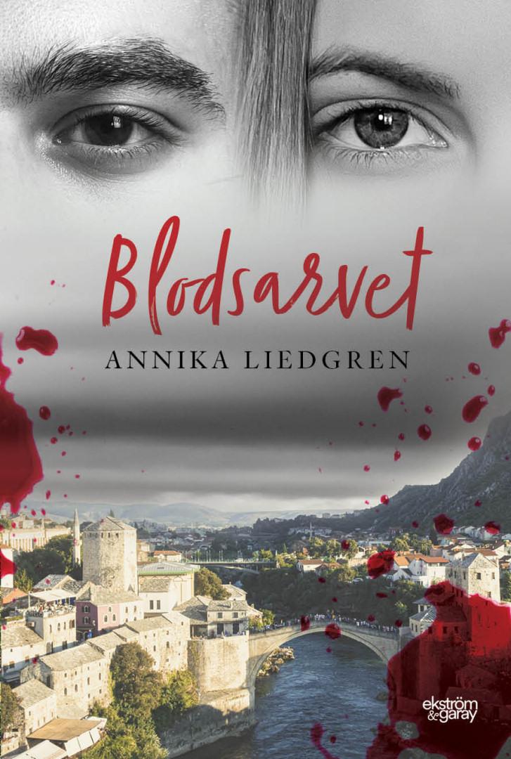 Annika Liedgren - Blodsarvet