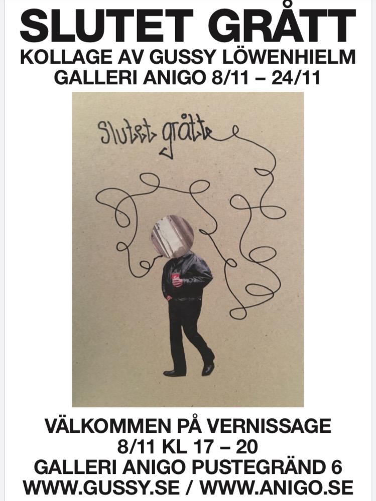 Gussy Löwenhielm - vernissage 2019-11-08