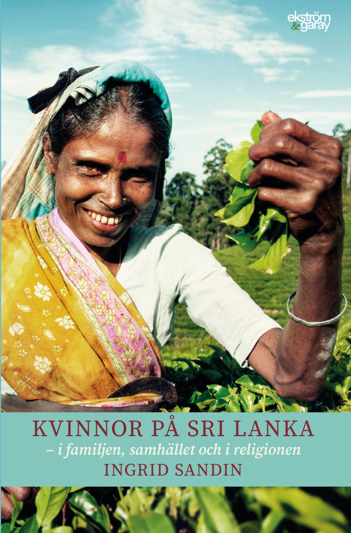 Ingrid Sandin - Kvinnor på Sri Lanka