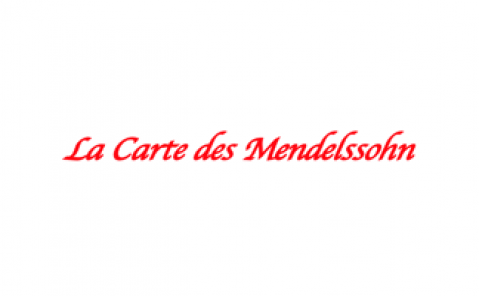 Diane Meur - La carte des Mendelssohn