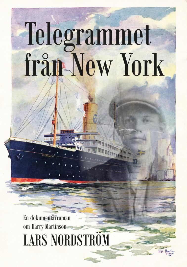 Lars Nordström - Telegrammet från New York