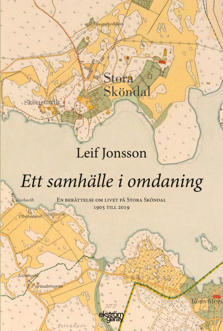 Leif Jonsson - Ett samhälle i omdaning