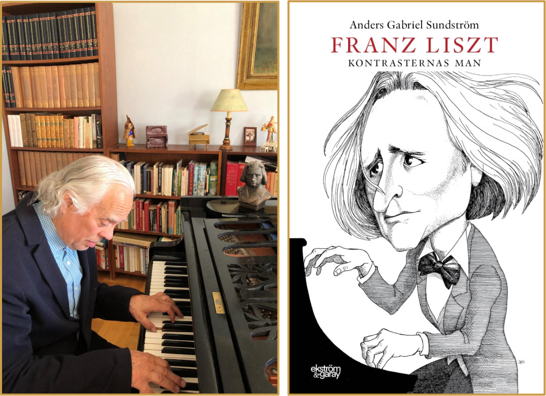 Franz Liszt - Kontrasternas man